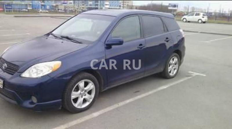 Toyota Matrix, Барнаул