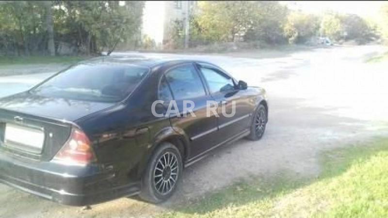 Chevrolet Evanda, Бахчисарай