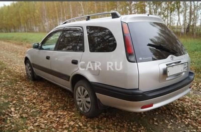 Toyota Sprinter Carib, Барнаул