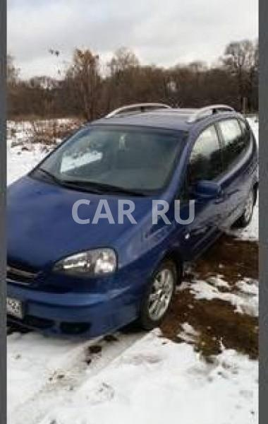 Chevrolet Rezzo, Барнаул
