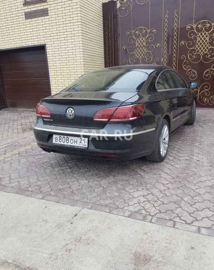 Volkswagen Passat CC, Батырево