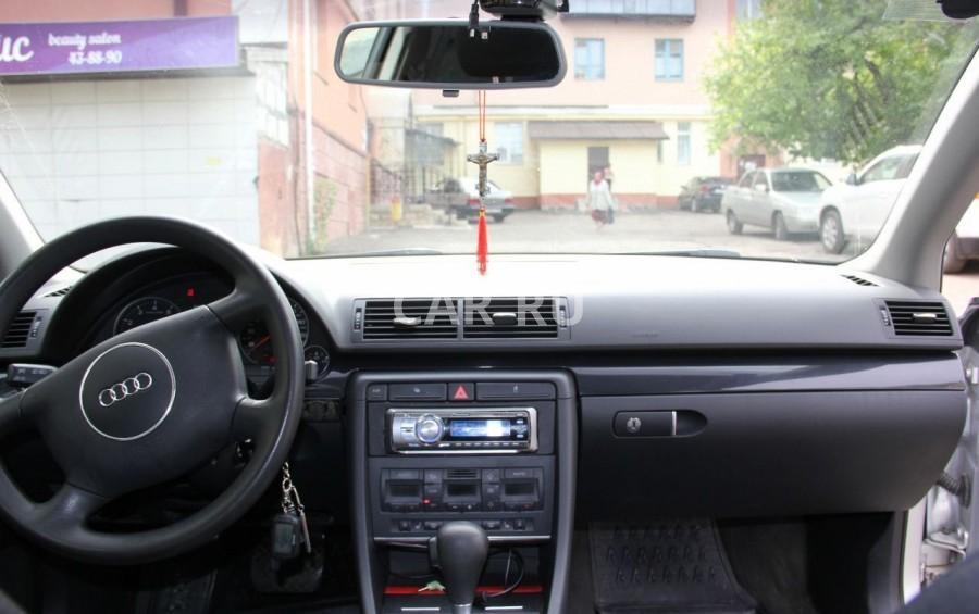 Audi A4, Альметьевск