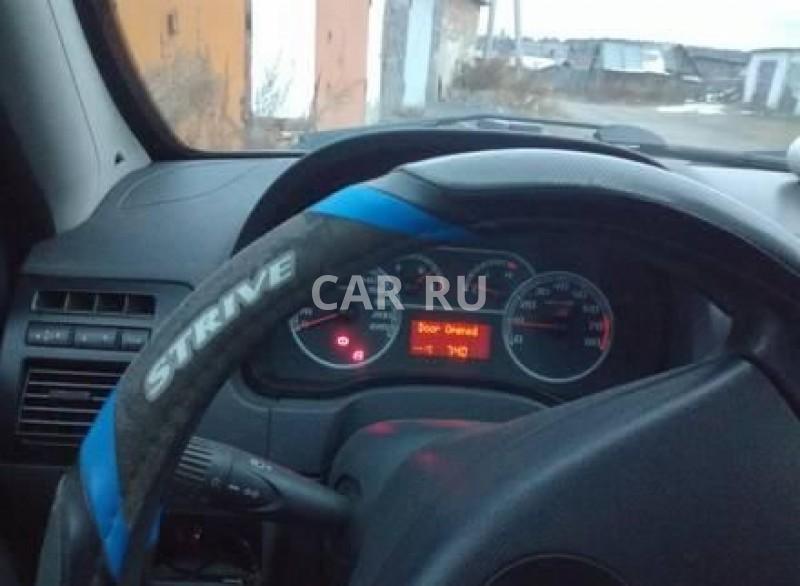 Fiat Albea, Анжеро-Судженск