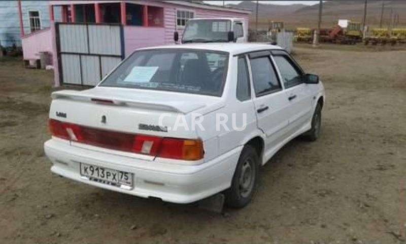 Lada 2115, Агинское
