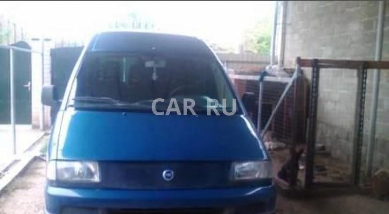 Fiat Scudo, Армавир