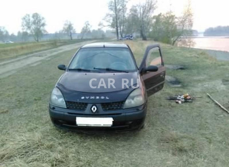Renault Symbol, Ангарск