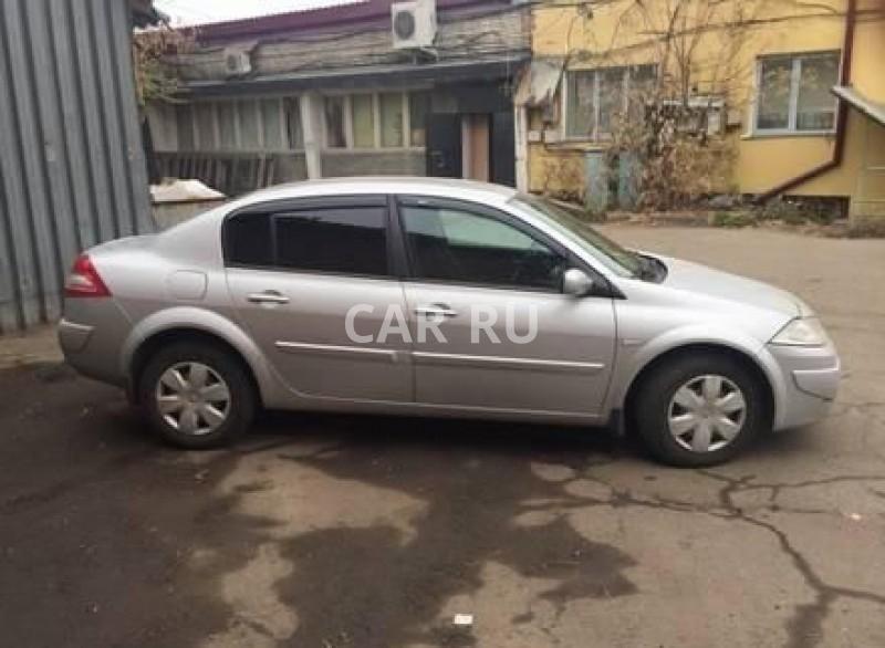 Renault Megane, Ангарск