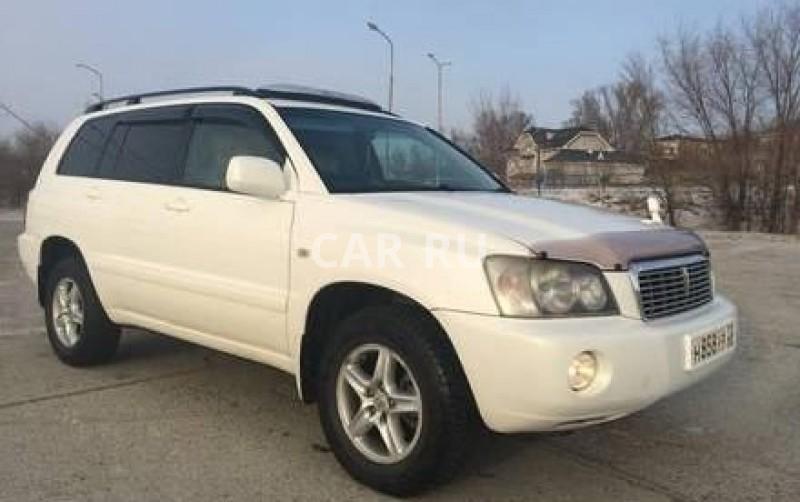 Toyota Kluger V, Барнаул