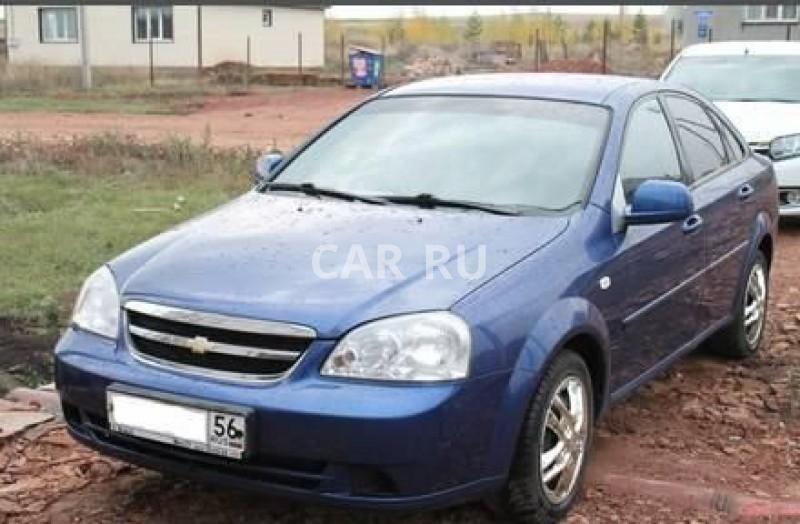 Chevrolet Lacetti, Александровка