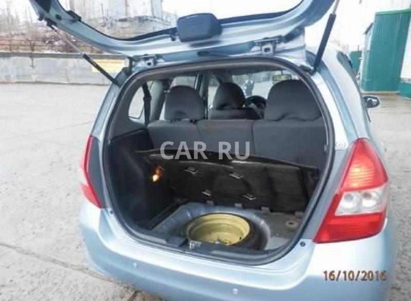 Honda Jazz, Барнаул