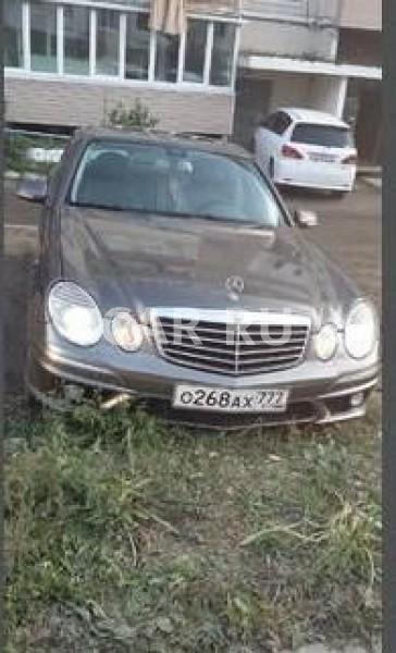 Mercedes E-Class, Артём