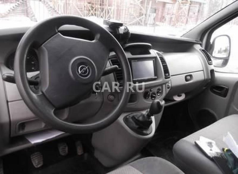 Opel Vivaro, Архангельск