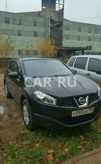 Nissan Qashqai, Александров
