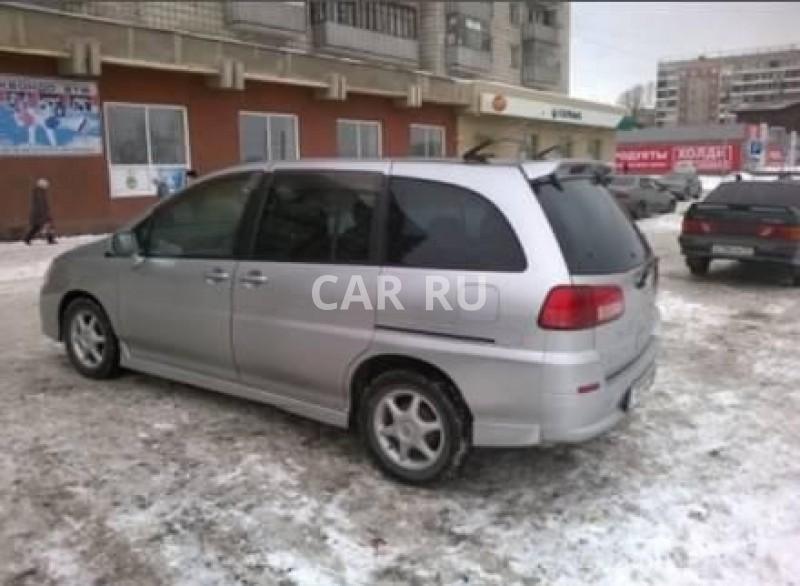 Nissan Liberty, Барнаул
