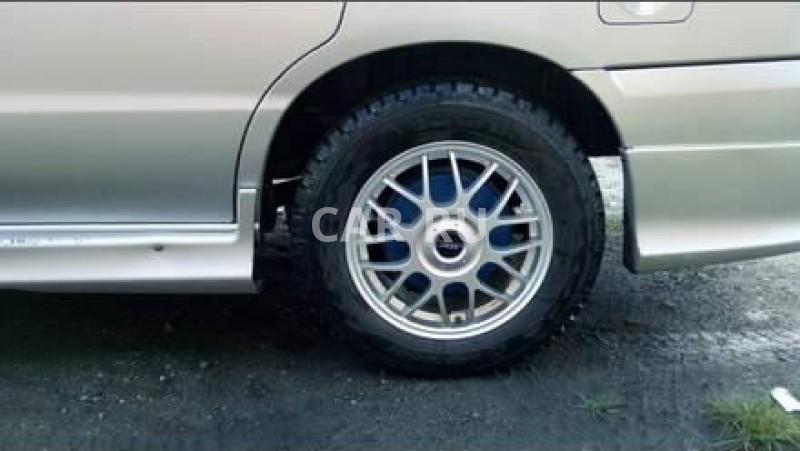 Nissan R'nessa, Александровск-Сахалинский