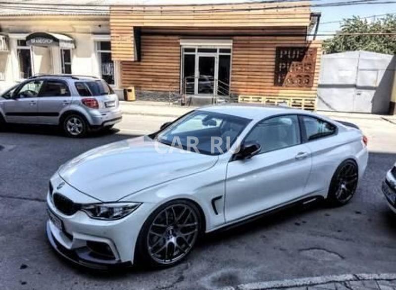 BMW 4-series, Анапа