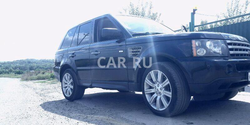 Land Rover Range Rover Sport, Аксай