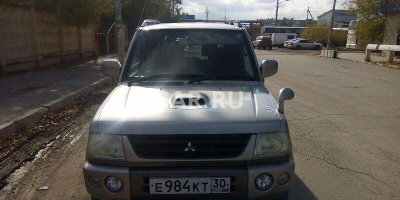 Mitsubishi Pajero Mini, Астрахань