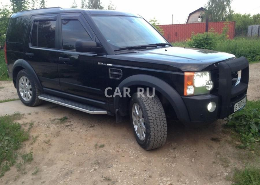 Land Rover Discovery, Алексин