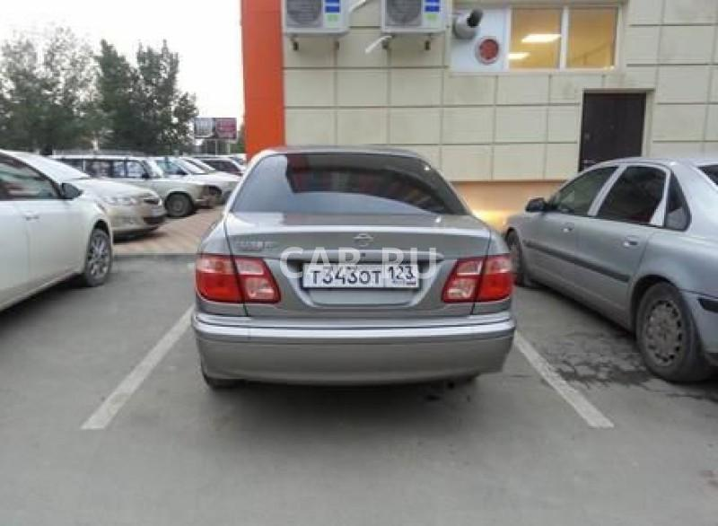 Nissan Bluebird Sylphy, Абинск