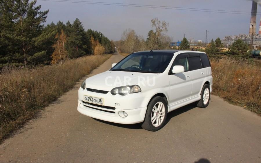 Honda HR-V, Ангарск