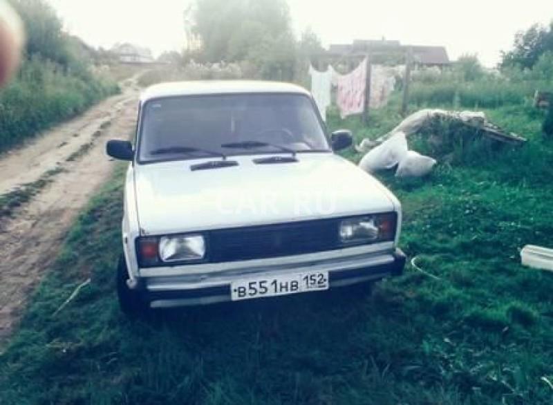 Lada 2105, Балахна