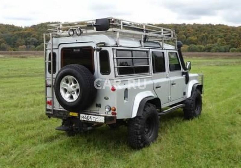 Land Rover Defender, Балабаново