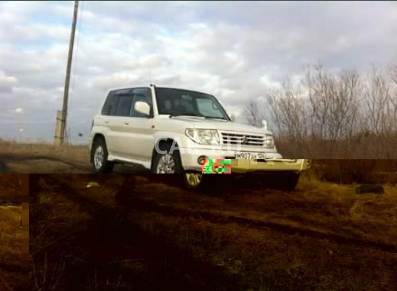 Mitsubishi Pajero Io, Ачинск