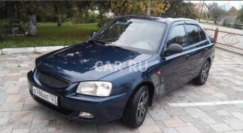 Hyundai Accent, Абинск
