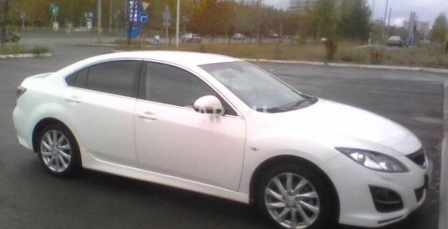 Mazda 6, Асбест