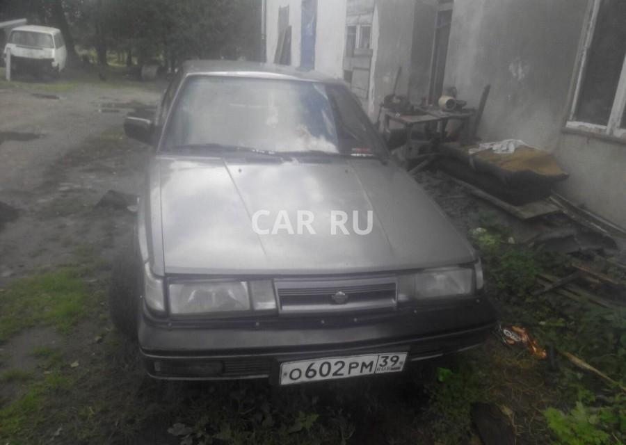Nissan Sunny, Багратионовск