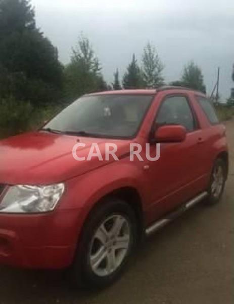 Suzuki Grand Vitara, Александров