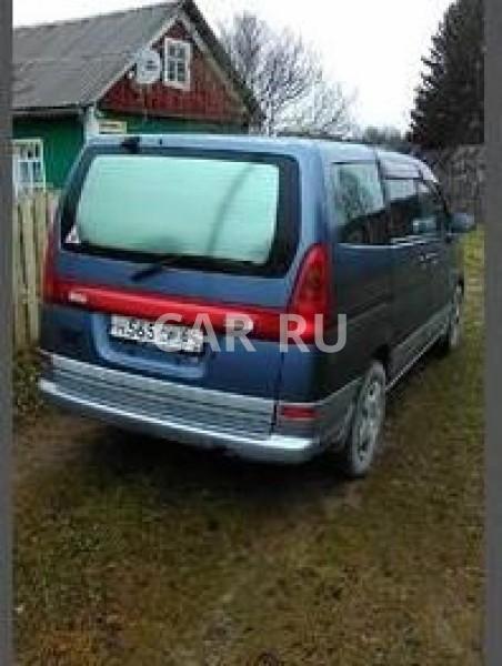 Nissan Serena, Архангельск