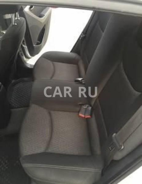 Hyundai Avante, Анапа