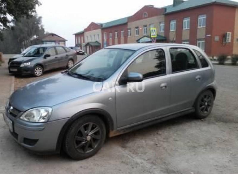 Opel Corsa, Афанасьево