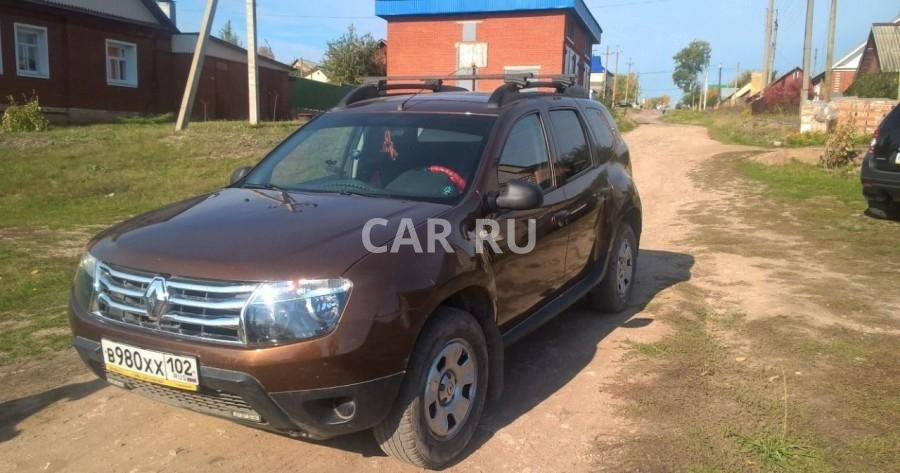 Renault Duster, Белебей