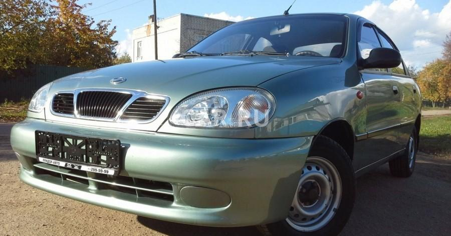 Chevrolet Lanos, Арзамас