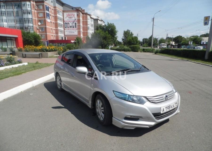Honda Insight, Абакан