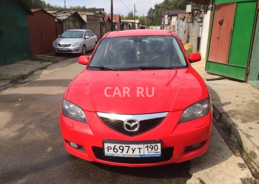 Mazda 3, Балабаново