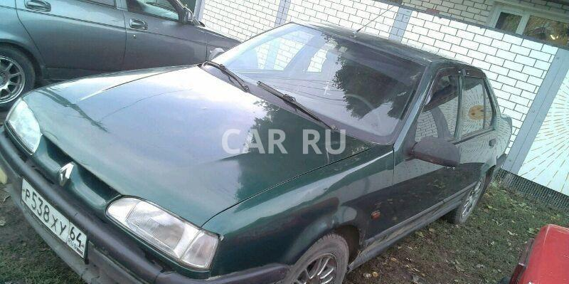 Renault 19, Аткарск