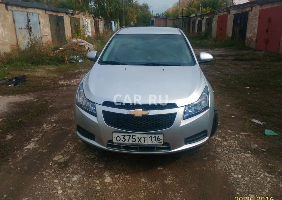 Chevrolet Cruze, Альметьевск