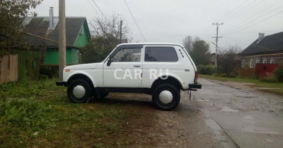 Lada 4x4, Белёв