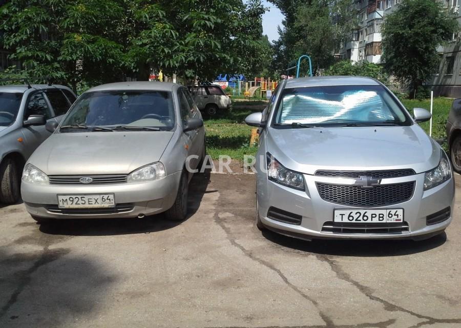 Chevrolet Cruze, Балаково