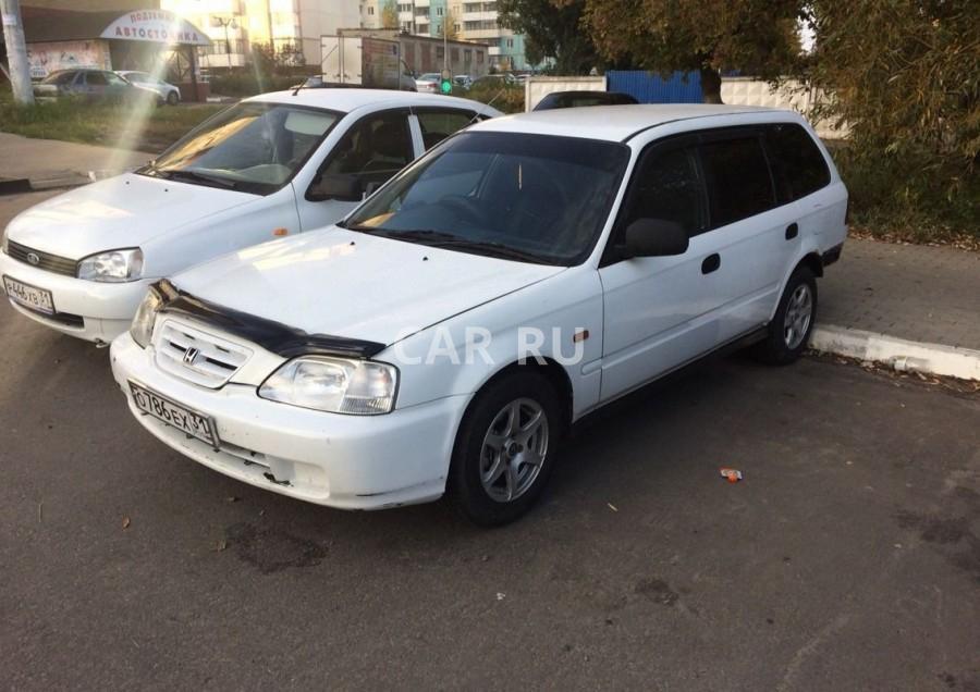 Honda Partner, Белгород