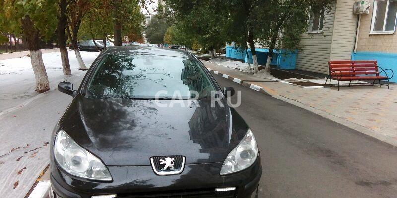 Peugeot 407, Белгород