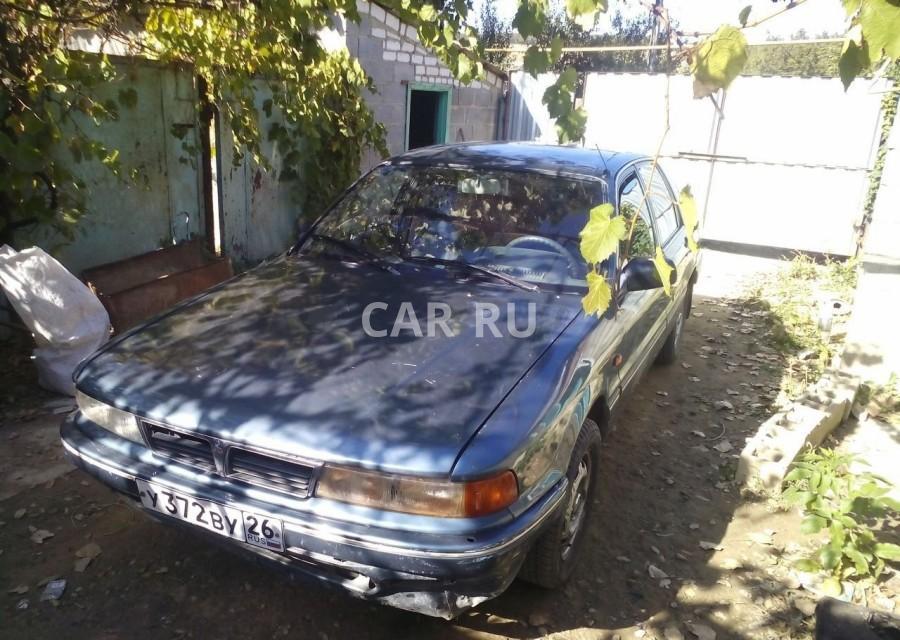 Mitsubishi Galant, Александровское