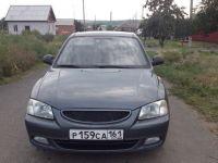 Hyundai Accent, 2006 г. в городе Ростов-на-Дону