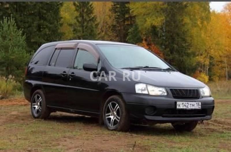 Nissan Liberty 2001 купить в Ижевске, цена 220000 руб, автомат: https://car.ru/izhevsk/nissan/liberty/4605213-liberty/