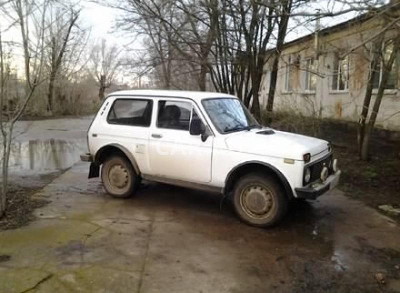 Lada 2121, Ахтубинск
