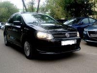 Volkswagen Polo, 2014 г. в городе Москва